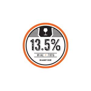 13.5 Percent