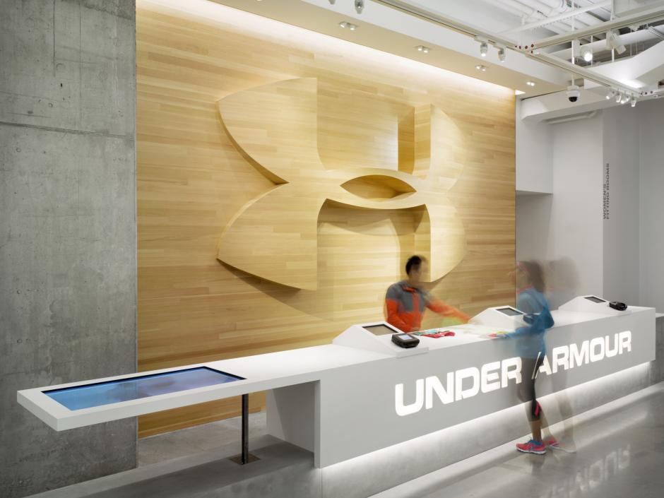 Under Armour Mackenzie Commercial Real Estate