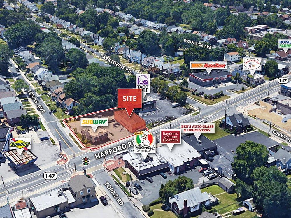 8327-8329 Harford Road | MacKenzie Commercial Real Estate