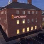 exterior shot of Mackenzie companies